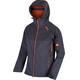 Regatta Hewitts III Softshell Jacket Men Seal Grey/Seal Grey Reflective/Magma